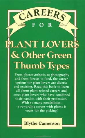 9780844241197: Careers for Plant Lovers & Other Green Thumb Types