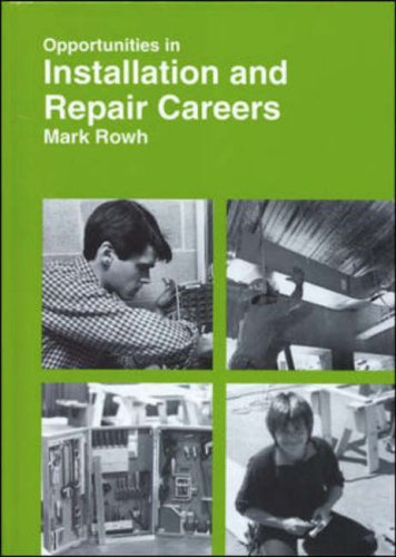9780844241357: Opportunities in Installation and Repair Careers (Opportunities in Series)