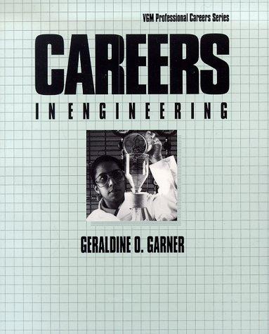 9780844241852: Careers in Engineering (Vgm Professional Careers Series)