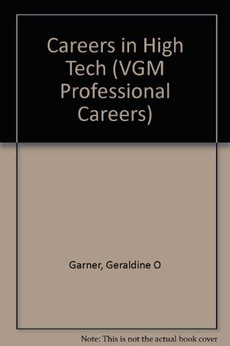 9780844241883: Careers in High Tech (VGM Professional Careers)