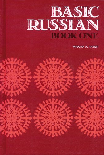 9780844242002: Basic Russian Book 1, Student Edition