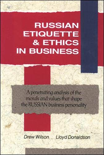 9780844242163: Russian Etiquette & Ethics In Business