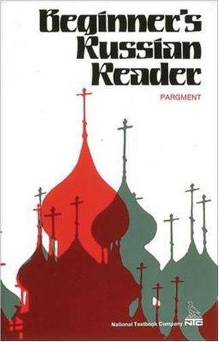 9780844242279: Beginner's Russian Reader