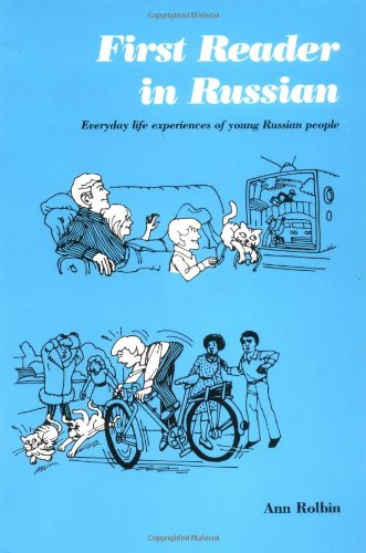 9780844242811: First Reader in Russian (NTC: FOREIGN LANGUAGE MISC)