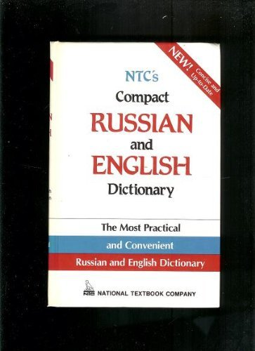 9780844242835: Ntc's Compact Russian and English Dictionary (Language - Russian) (English and Russian Edition)