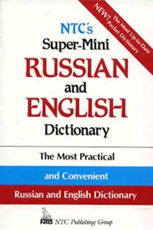 Ntc's Super-Mini Russian and English Dictionary: The: n/a