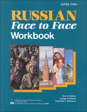 9780844243115: Russian Face to Face Level 2: Intermediate, Level 2