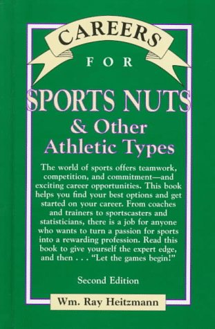 9780844243252: Careers for Sports Nuts & Other Athletic Types