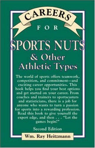 9780844243269: Careers for Sports Nuts & Other Athletic Types