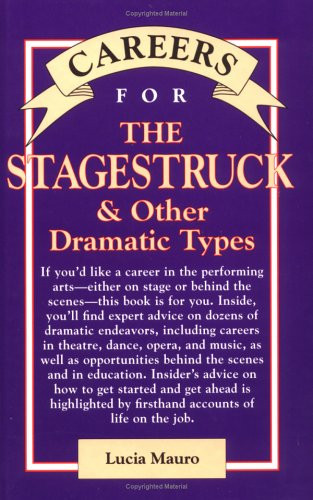 9780844243276: Careers for Stagestruck & Other Dramatic Types