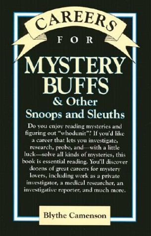 9780844243320: Careers for Mystery Buffs & Other Snoops and Sleuths (VGM Careers for You)