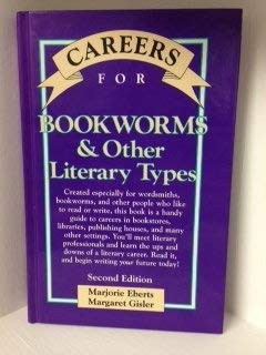 9780844243351: Careers for Bookworms & Other Literary Types (Vgm Careers for You)