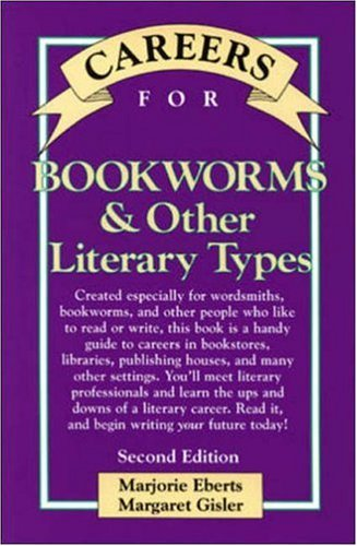 9780844243368: Careers for Bookworms and Other Literary Types