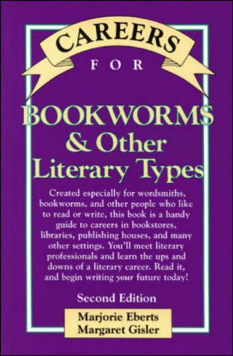 9780844243368: Careers for Bookworms & Other Literary Types (VGM Careers for You)