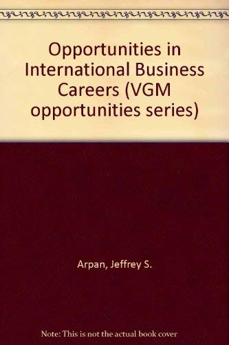 International Business: Jeffrey S. Arpan
