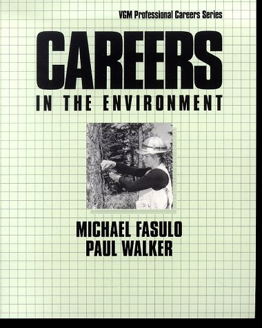 9780844244570: Careers in the Environment (McGraw-Hill Professional Careers)