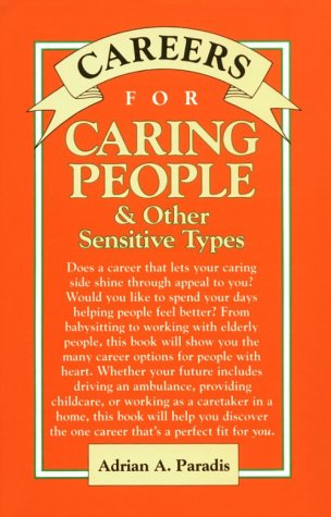 9780844244754: Careers for Caring People & Other Sensitive Types (VGM Careers for You)