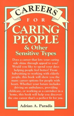 9780844244761: Careers for Caring People and Other Sensitive Types (Vgm Careers for You Series (Paper))
