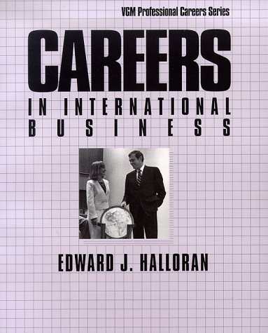 9780844244938: Careers in International Business
