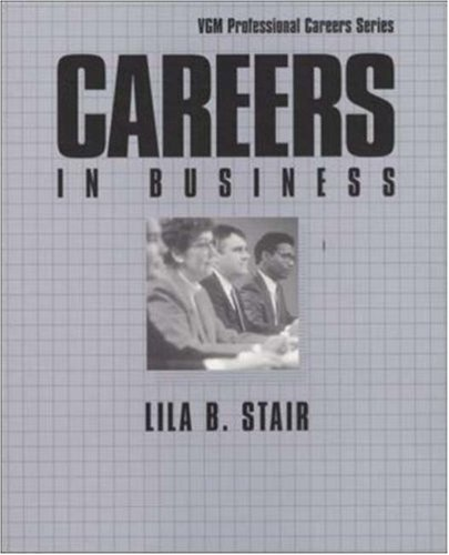 9780844245010: Careers in Business