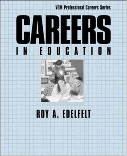 9780844245119: Careers in Education