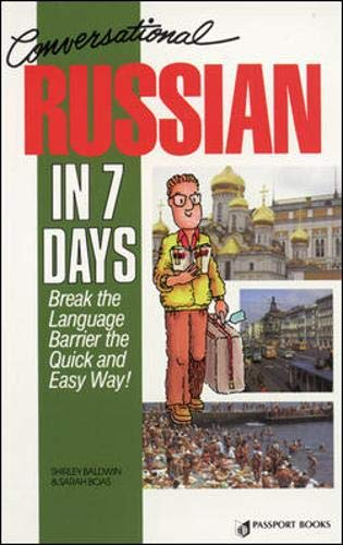 9780844245348: Conversational Russian in 7 Days