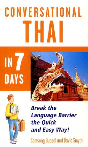 9780844245515: Conversational Thai in 7 Days