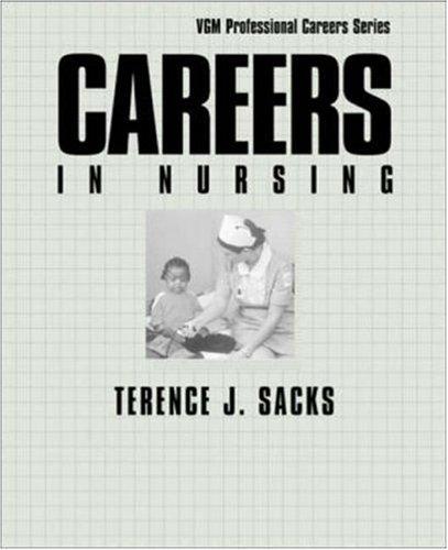 9780844245553: Careers in Nursing (Vgm Professional Careers Series (Paper))