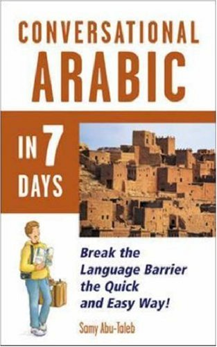 9780844245683: Conversational Arabic in 7 Days