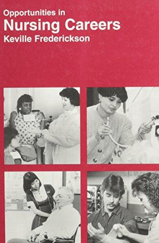 9780844245751: Opportunities in Nursing Careers