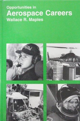 9780844245775: Opportunities in Aerospace Careers