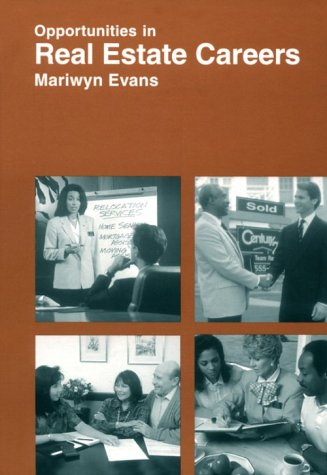 9780844246840: Opportunities in Real Estate Careers (Vgm Opportunities Series)