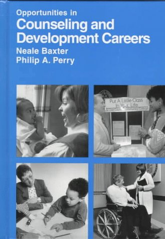 9780844246888: Opportunities in Counseling and Development Careers