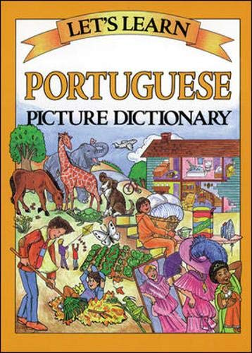 9780844246994: Let's Learn Portuguese Picture Dictionary (Let's Learn Picture Dictionary Series) (English and Portuguese Edition)