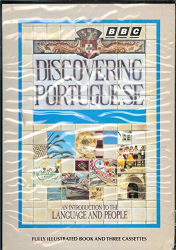 Discovering Portuguese: An Introduction to the Language and Its People with Book: Alan Freeland