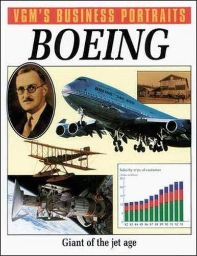 9780844247755: VGM's Business Portraits: Boeing