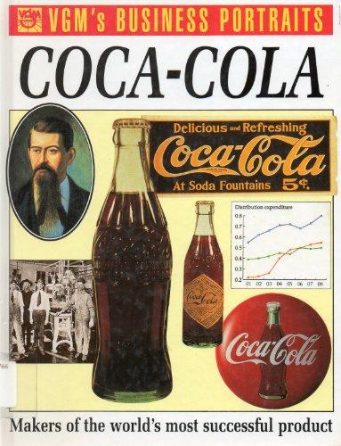 9780844247762: Vgm Business Portraits: Coca-Cola (Vgm's Business Portraits)