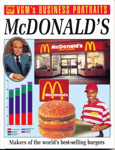9780844247786: McDonald's: VGM Business Portraits