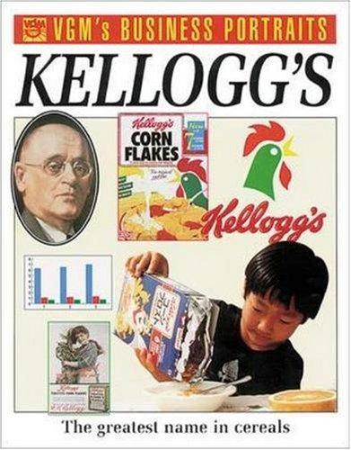 9780844247809: VGM's Business Portraits: Kellogg's