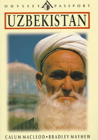 9780844248523: Uzbekistan: The Golden Road to Samarkand (Passport books)