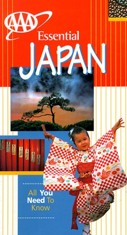 Essential Japan (Aaa Essential Travel Guide Series): Knowles, Christopher