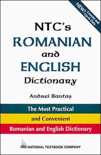 NTC's Romanian and English Dictionary: Banta?, Andrea