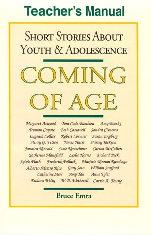 9780844250748: Coming of Age: Short Stories About Youth & Adolescence