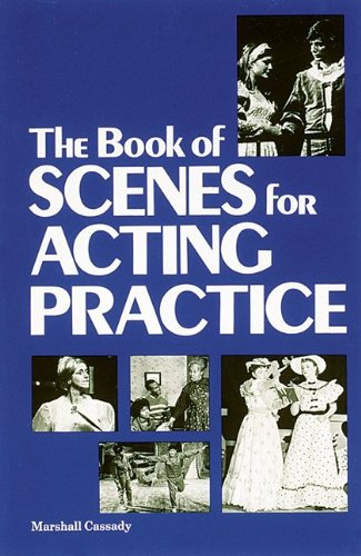 9780844251257: The Book of Scenes for Acting Practice (Theatre)