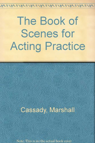 9780844251264: The Book of Scenes for Acting Practice