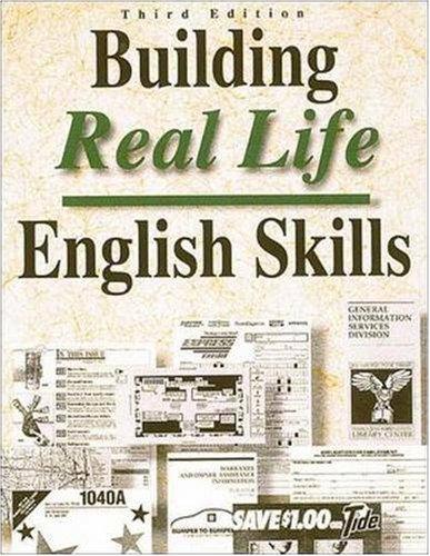 9780844251677: Building Real Life English Skills