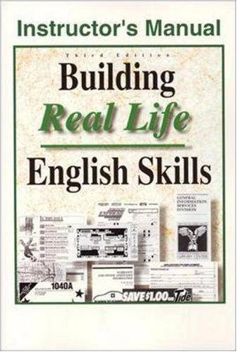 9780844251684: Building Real Life English Skills