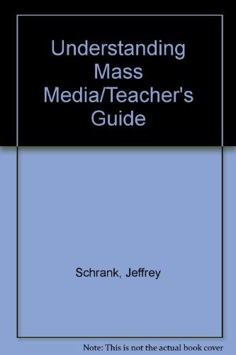9780844253329: Understanding Mass Media/Teacher's Guide