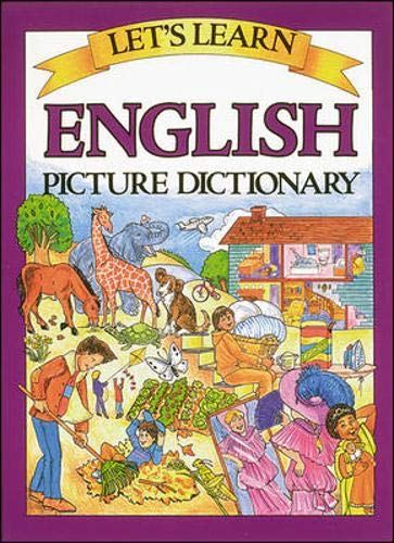 9780844254531: Let's Learn English Picture Dictionary