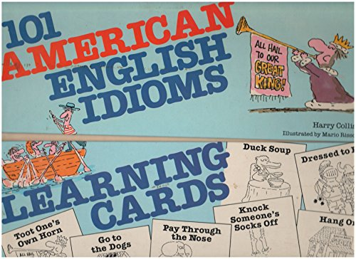 9780844254555: 101 American English Learning Cards